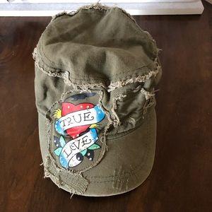 Distressed True Love Hat